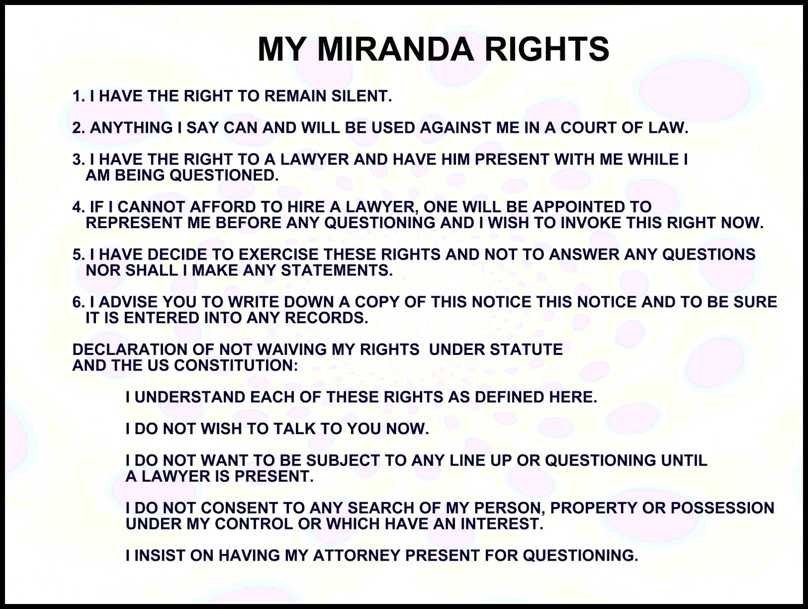 frequently asked criminal law questions can my case be dismissed thumbnail image for thumbnail image for my m da rights jpg