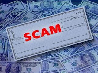 check-writing-scam